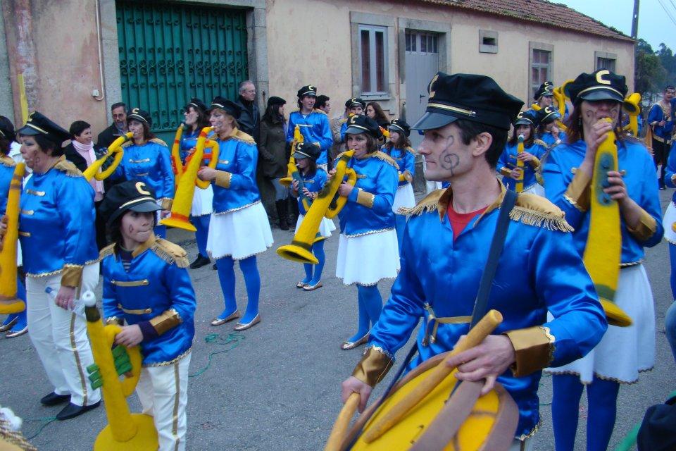 1 Carnaval Mosteiro azul azul