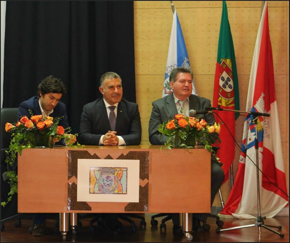 Armando Teix e Emidio Sousa