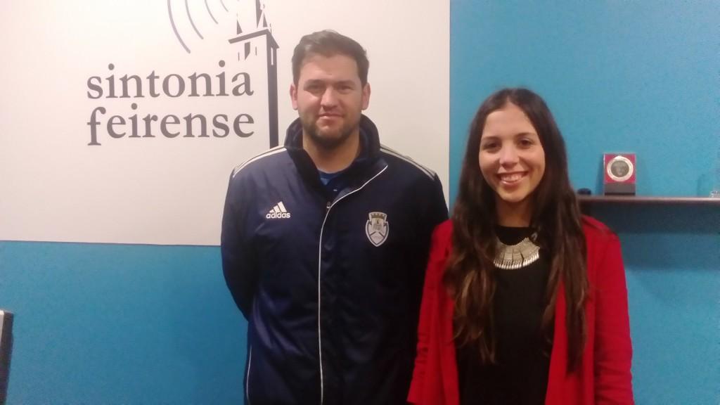 Carla e Gregorio em Sintonia