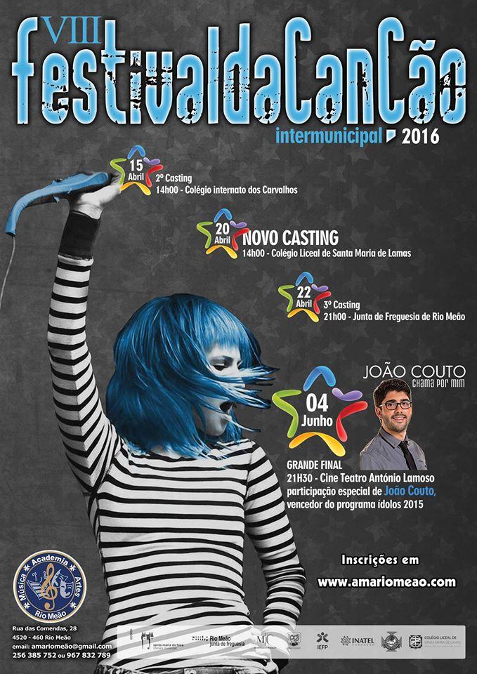 D 8 Festival da Cancao intermunicipal