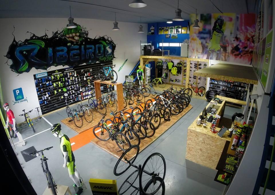 D Ribeiros bike shop Maia