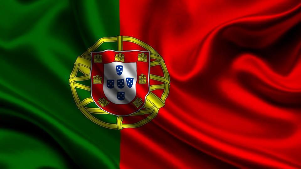 D bandeira de Portugal